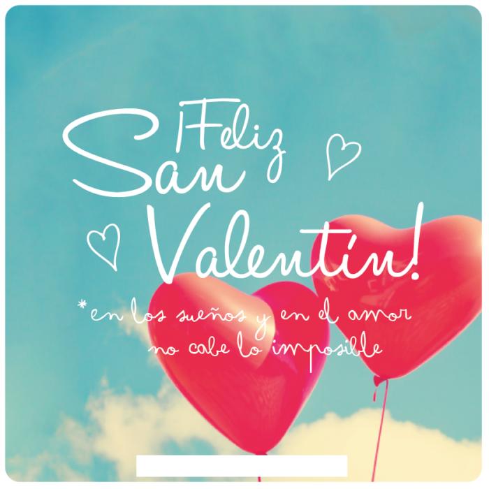 Feliz dia de San Valentín 2019: Imágenes y Frases