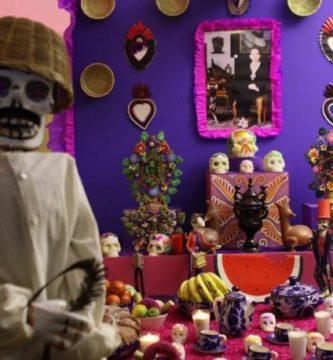 Cómo hacer tu ofrenda de Día de Muertos