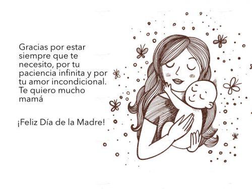 Felíz Día De La Madre Con Imagenes Y Frases Bonitas Para Felicitarla
