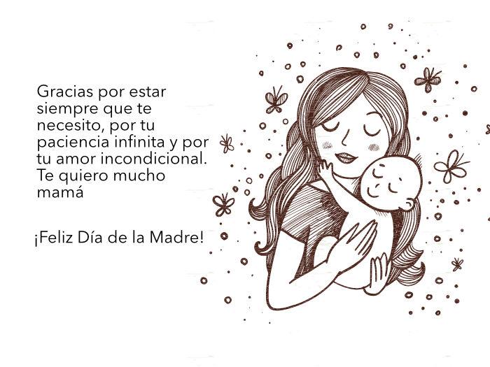 Feliz Dia De La Madre Con Imagenes Y Frases Bonitas Para Felicitarla